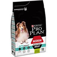 Croquettes pour chien Pro Plan Medium Adult Sensitive Digestion agneau 3kg