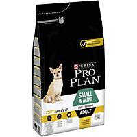Croquettes pour chien Pro Plan Small & Mini adult poulet 3kg