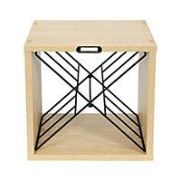 Cube range-bouteilles croix Compactor + limonadier