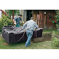 Cuve enterrée Primo plate 5000L