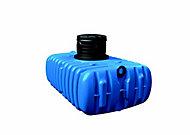 Cuve à enterrer récupérateur eau de pluie Flat Graf 1500 L