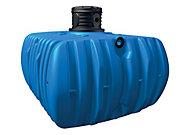Cuve à enterrer récupérateur eau de pluie Flat Graf 5000 L
