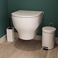 Cuvette WC suspendu sans bride GoodHome Cavally