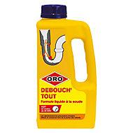 Débouch'tout Liquide 1L Oro