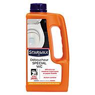 Déboucheur spécial WC Starwax 1L