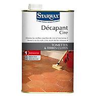 Décapant cire tomettes et terres cuites Starwax 1L
