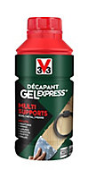 Décapant Gel Express V33 multi supports 0,5L