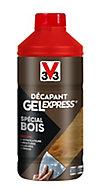 Décapant Gel Express V33 spécial bois 1L
