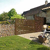 Décor semi-ajouré Dirickx Cottage marron 8019
