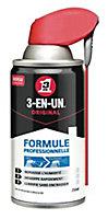 Dégrippant double spray formule pro. 3-en-un 250 ml