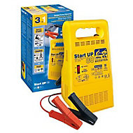 Démarreur-chargeur automatique Gys Start'UP80 12V 45-170Ah
