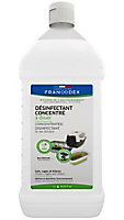 Désinfectant concentré Francodex 1L