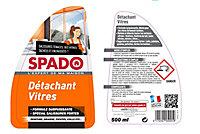 Détachant vitres Spado spécial taches difficiles 0,5L