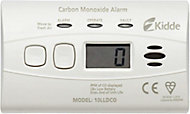 Détecteur de monoxyde de carbone Kidde 10LLDO digital