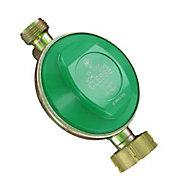 Détendeur pour butane avec sécurité - 28mbar - 1,3kg/h