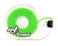 Dévidoir ID Scratch 2 mètres vert fluo