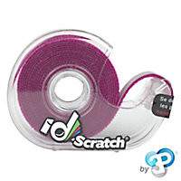 Dévidoir ID Scratch 2 mètres violet
