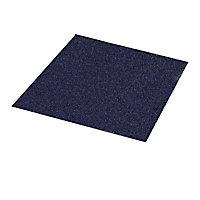 Dalle anti-bruits Mottez caoutchouc - 10 x 10 cm ép. 1,5 cm (vendu par lot de 4 dalles)