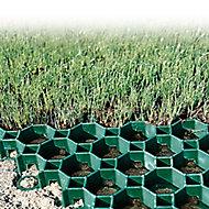 Dalle engazonnable Blooma 60 x 40 cm vert