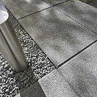 Dalle grenaillée Lagos gris 60 x 40 cm, ép.4 cm (vendue à la dalle)