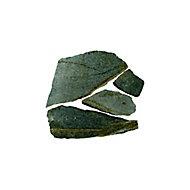 Dalle opus luzerne gris vert ép.20/40 mm