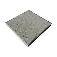 Dalle P40 grise 40 x 40 cm, ép.4,5 cm