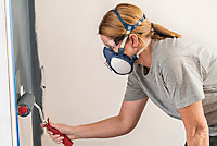 Demi-masque respiratoire P2 3M