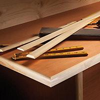 Demi tourillon pin 5 x 9 mm L.2,4 m