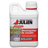 Destructeur chimique de rouille 0,50 L JULIEN