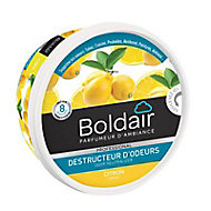 Destructeur d'odeurs gel Boldair citron 300g