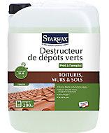 Destructeur de dépôts verts Starwax 20L