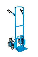 Diable d'escalier Mac Allister 6 roues 150 kg