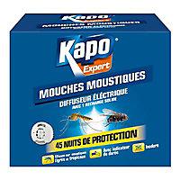 Diffuseur électrique + 1 recharge solide Kapo Expert