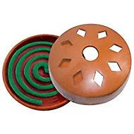 Diffuseur terre cuite + spirale