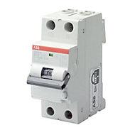Disjoncteur différentiel 30MA 16A type AC ABB
