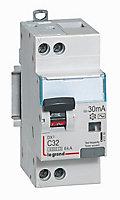 Disjoncteur différentiel type AC 30mA - 32A Legrand