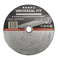 Disque de coupe multi Universel 230x1,6x22,2mm