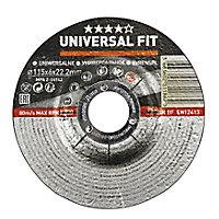 Disque de meulage pierre Universel 115x6x22,2mm