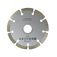Disque diamant discontinu 115 x 22,2mm