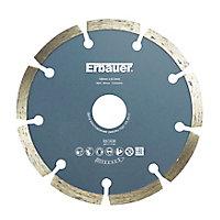 Disque diamant discontinu Erbauer 125x22,2mm
