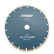 Disque diamant discontinu Erbauer 230x22,2mm