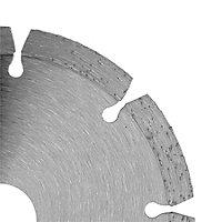 Disque diamant discontinu Norton 115x22,2mm