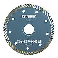 Disque diamant turbo multi Erbauer 115x22,2mm