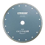 Disque diamant turbo multi Erbauer 230x22,2mm