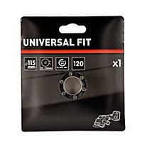 Disque à lamelles Universal 115 mm, Grain 120