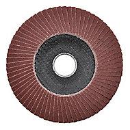 Disque à lamelles Universal 125 mm, Grain 120