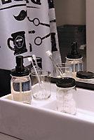 Distributeur de savon en verre Norasia transparent