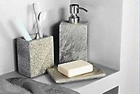 Distributeur de savon gris Cooke & Lewis Urca