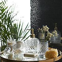 Distributeur de savon Lismore transparent