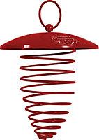 Distributeur spirale Zolux rouge